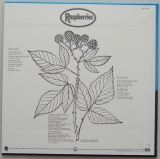 Raspberries - Raspberries, Back cover