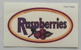 Raspberries - Raspberries, Sticker