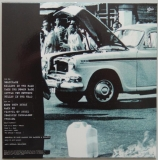 Rage Against The Machine - Rage Against The Machine, Back cover