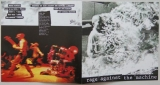 Rage Against The Machine - Rage Against The Machine, Booklet