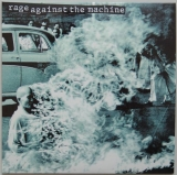 Rage Against The Machine - Rage Against The Machine, Front Cover