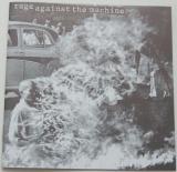 Rage Against The Machine - Rage Against The Machine, Lyric book