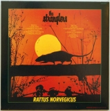 Stranglers (The) - Rattus Norvegicus, Backcover