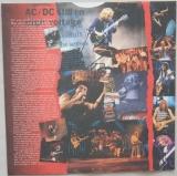 AC/DC - Razors Edge, Inner sleeve side A