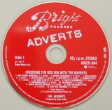 Adverts (The) - Crossing The Red Sea With The Adverts, CD