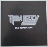 Thin Lizzy - Bad Reputation, Lyric Book