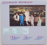 Duran Duran - Rio, Inner sleeve side A