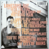 Springsteen, Bruce - The Rising, Back cover