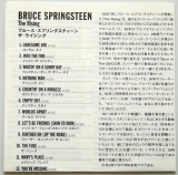 Springsteen, Bruce - The Rising, Lyric book