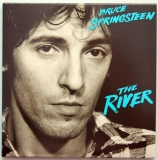 Springsteen, Bruce - The River, Front cover