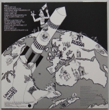 Ramones - Rocket To Russia +5, Back cover