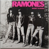 Ramones - Rocket To Russia +5, Front Cover