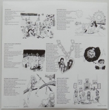 Ramones - Rocket To Russia +5, Inner sleeve side A