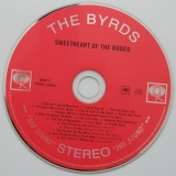Byrds (The) - Sweetheart Of The Rodeo +8, CD