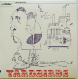 Yardbirds (The) - Roger The Engineer + 2, Front cover