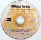 Allman Brothers Band (The) - Enlightened Rogues, CD