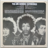 Hendrix, Jimi - Are You Experienced, Back cover