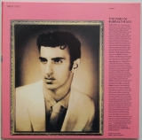 Zappa, Frank - Cruising With Ruben and The Jets, Back cover