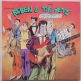 Zappa, Frank - Cruising With Ruben and The Jets, Front Cover