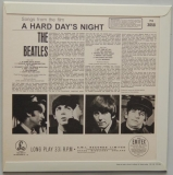 Beatles (The) - A Hard Day's Night, Back cover