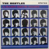 Beatles (The) - A Hard Day's Night, Front Cover