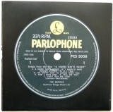 Beatles (The) - A Hard Day's Night, Inner sleeve side A