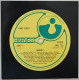 Pink Floyd - Meddle, Inner sleeve side A