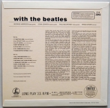 Beatles (The) - With The Beatles, Back cover