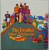Beatles (The) - Yellow Submarine, Front Cover