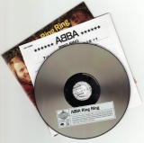 Abba - Ring Ring +3, CD & booklets