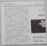Black Sabbath - Vol.4, Lyric book