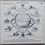 Sagittarius - Present Tense + 10, Back cover