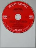 Sagittarius - Present Tense + 10, CD