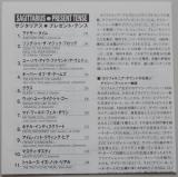 Sagittarius - Present Tense + 10, Lyric book
