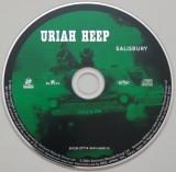 Uriah Heep - Salisbury (+6), CD