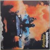 Uriah Heep - Salisbury (+6), Front Cover