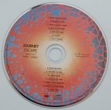 Journey - Escape, CD