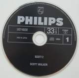Walker, Scott - Scott 2, CD