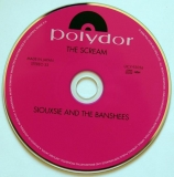 Siouxsie & The Banshees - The Scream, CD