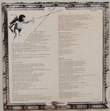 Electric Light Orchestra (ELO) - Secret Messages [+3], Inner sleeve side A