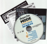 Depeche Mode : Some Great Reward : CD & Japanese and English Booklets