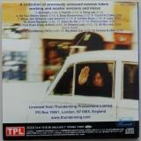T Rex (Bolan, Marc) - Shadowhead (+3), Back cover
