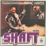 Hayes, Isaac - Shaft, Front Cover