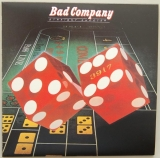 Bad Company - Straight Shooter, Front Cover
