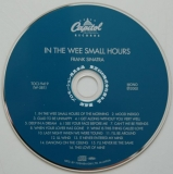 Sinatra, Frank - In The Wee Small Hours, CD