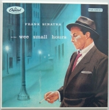 Sinatra, Frank - In The Wee Small Hours, Front Cover