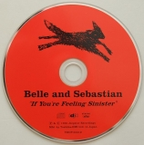 Belle + Sebastian - If You're Feeling Sinister, CD