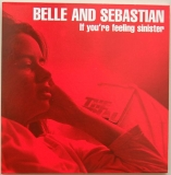 Belle + Sebastian - If You're Feeling Sinister, Front Cover