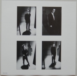 Bauhaus - The Sky�s Gone Out, insert 2