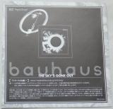 Bauhaus - The Sky�s Gone Out, Lyric book